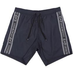 Textil Homem Fatos e shorts de banho Ea7 Emporio Armani 902000 0P734 Azul