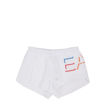 Textil Homem Fatos e shorts de banho Ea7 Emporio Armani 902024 0P739 Branco