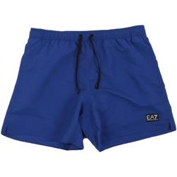 Textil Homem Fatos e shorts de banho Ea7 Emporio Armani 902000 0P730 Azul