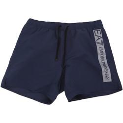 Textil Homem Fatos e shorts de banho Ea7 Emporio Armani 902000 0P732 Azul
