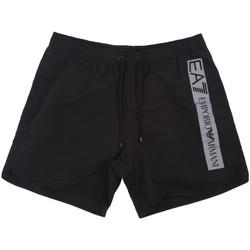 Textil Homem Fatos e shorts de banho Ea7 Emporio Armani 902000 0P732 Preto