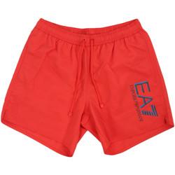 Textil Homem Fatos e shorts de banho Ea7 Emporio Armani 902000 0P738 Vermelho