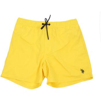 Textil Homem Fatos e shorts de banho U.S Polo Assn. 56488 52458 Amarelo