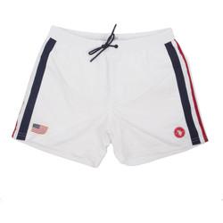 Textil Homem Fatos e shorts de banho U.S Polo Assn. 58450 52458 Branco