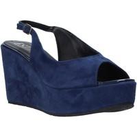 Sapatos Mulher Sandálias Esther Collezioni ZC 042 Azul