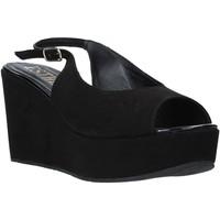 Sapatos Mulher Sandálias Esther Collezioni ZC 042 Preto