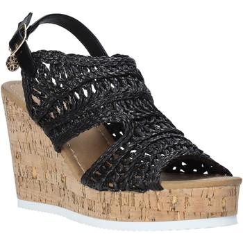 Sapatos Mulher Sandálias Gold&gold A20 GJ265 Preto