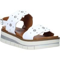 Sapatos Mulher Sandálias Grunland SA2545 Branco