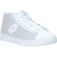 Sapatos Mulher Sapatilhas de cano-alto Lotto L57989 Branco