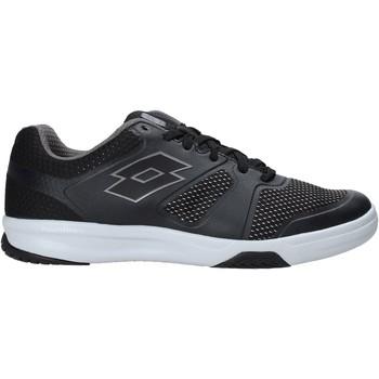 Sapatos Homem Sapatilhas Lotto 210650 Preto