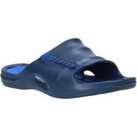 Sapatos Homem chinelos Lotto L49342 Azul