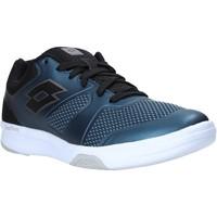 Sapatos Homem Sapatilhas Lotto 210650 Azul