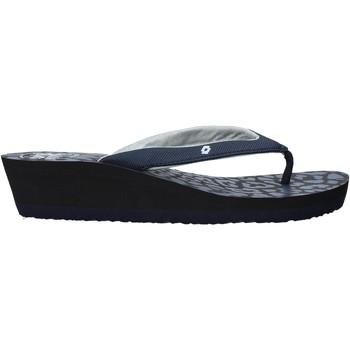 Sapatos Mulher Chinelos Lotto L58326 Azul