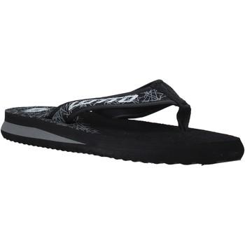 Sapatos Homem Chinelos Lotto L52287 Preto