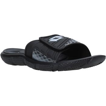 Sapatos Homem chinelos Lotto 211100 Preto