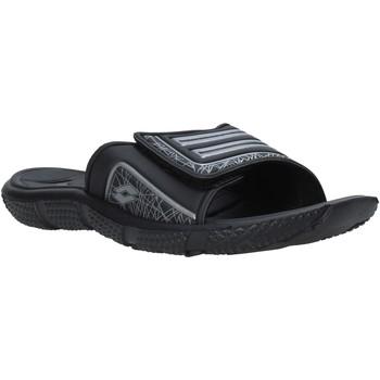Sapatos Homem chinelos Lotto L52290 Preto