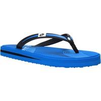 Sapatos Homem Chinelos Lotto L58324 Azul