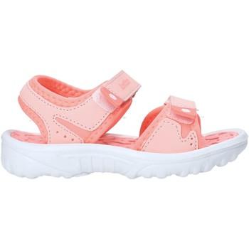 Sapatos Rapariga Sandálias Lotto L55100 Rosa