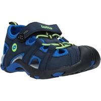 Sapatos Criança Sandálias Lotto L49353 Azul
