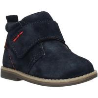 Sapatos Criança Botas baixas Grunland PP0421 Azul