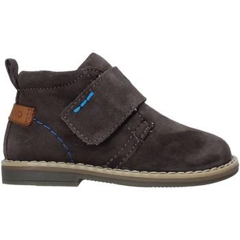 Sapatos Criança Botas baixas Grunland PP0421 Castanho