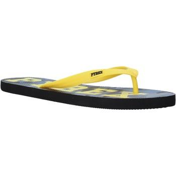 Sapatos Homem Chinelos Pyrex PY020161 Amarelo