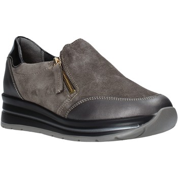 Sapatos Mulher Slip on Grunland SC4979 Castanho