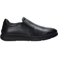 Sapatos Homem Slip on Grunland SC2957 Preto