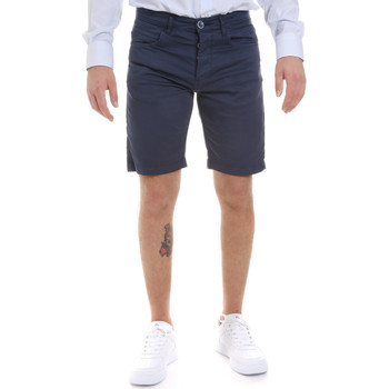 Textil Homem Shorts / Bermudas Sseinse PB607SS Azul