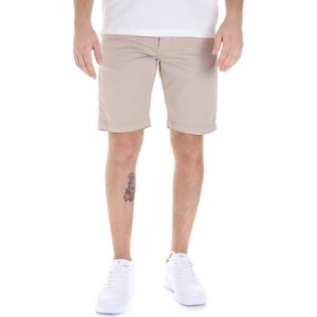 Textil Homem Shorts / Bermudas Sseinse PB607SS Bege