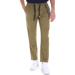 Textil Homem Chinos Tommy Jeans DM0DM07826 Verde