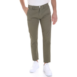 Textil Homem Chinos Sseinse PSE558SS Verde