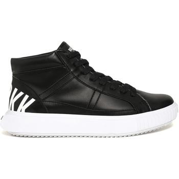 Sapatos Mulher Sapatilhas de cano-alto Bikkembergs B4BKW0036 Preto