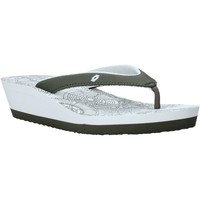 Sapatos Mulher Chinelos Lotto L58326 Branco