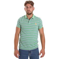 Textil Homem Polos mangas curta U.S Polo Assn. 56336 52802 Verde