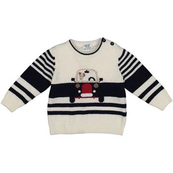 Textil Criança camisolas Melby 20B0140 Bege