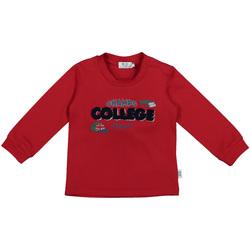 Textil Criança T-shirt mangas compridas Melby 20C0280 Vermelho