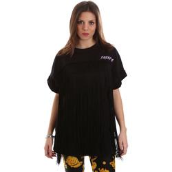 Textil Mulher Sweats Versace B6HVB79813956899 Preto