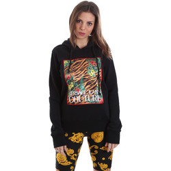 Textil Mulher Sweats Versace B6HVB70K30328899 Preto