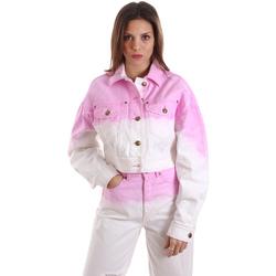 Textil Mulher Sweats Versace C0HVB96MHRC5C445 Branco