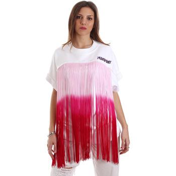 Textil Mulher Sweats Versace B6HVB76713956003 Branco