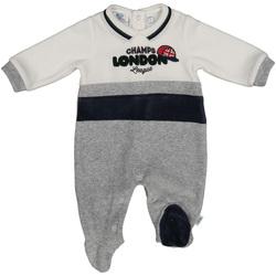 Textil Criança Macacões/ Jardineiras Melby 20N0600 Cinzento