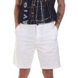 Textil Homem Shorts / Bermudas Navigare NV56031 Branco