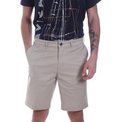 Textil Homem Shorts / Bermudas Navigare NV56031 Bege
