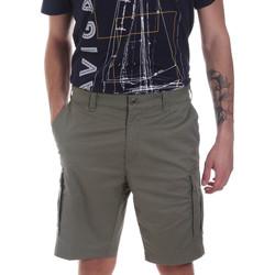 Textil Homem Shorts / Bermudas Navigare NV56033 Verde