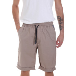 Textil Homem Shorts / Bermudas Antony Morato MMSH00144 FA900118 Bege