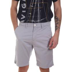 Textil Homem Shorts / Bermudas Sseinse PB606SS Cinzento