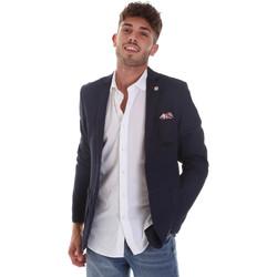 Textil Homem Casacos/Blazers Sseinse GAE606SS Azul