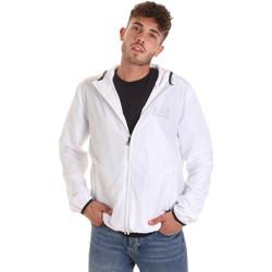 Textil Homem Corta vento Ea7 Emporio Armani 8NPB04 PNN7Z Branco