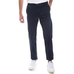 Textil Homem Chinos Gaudi 821BU25007 Azul